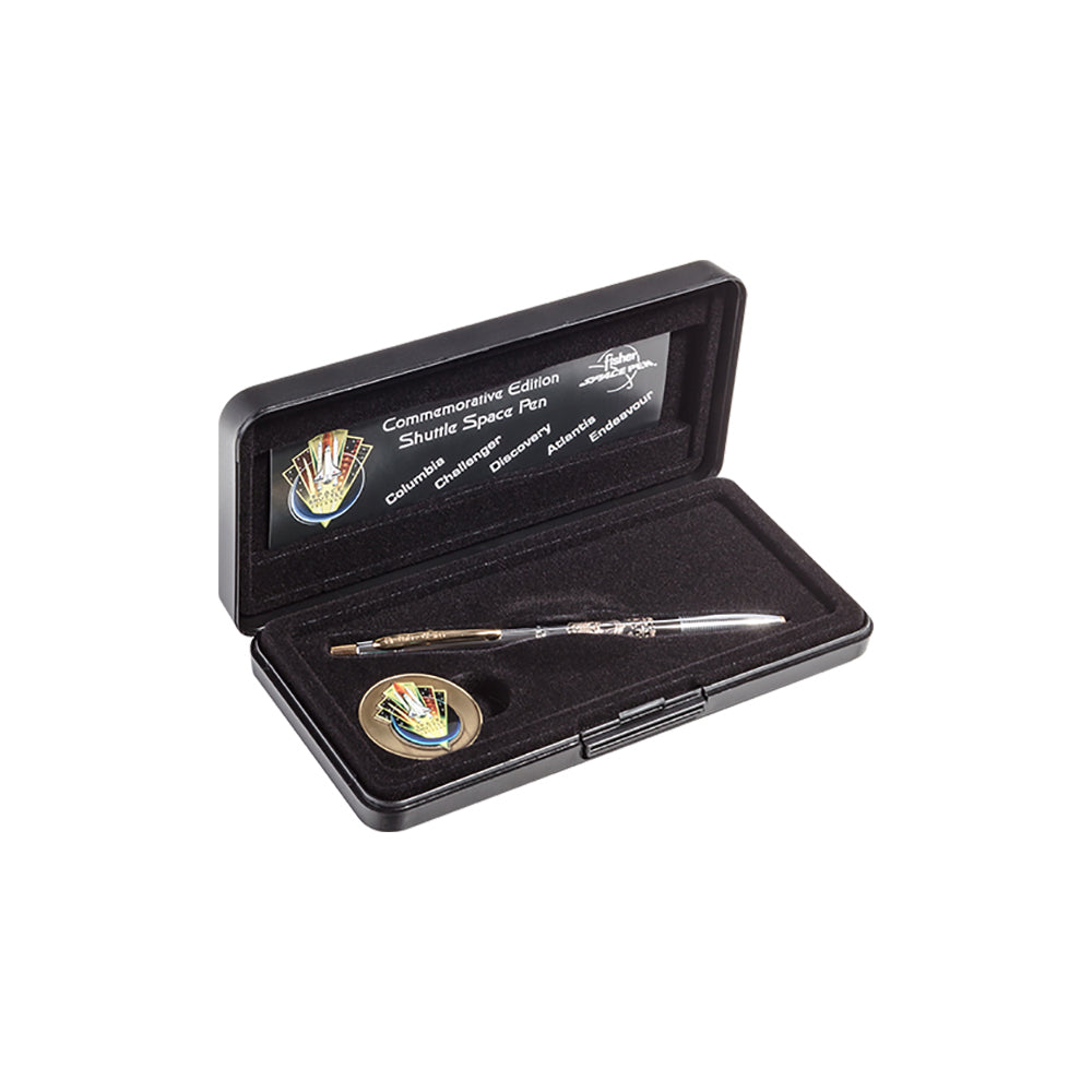 Fisher Commemorative Edition Shuttle Space Pen & Coin Set