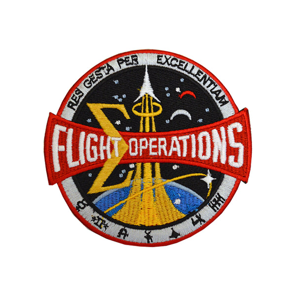 Flight Operations Patch