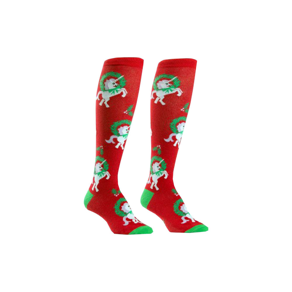 Horn for the Holidays Socks