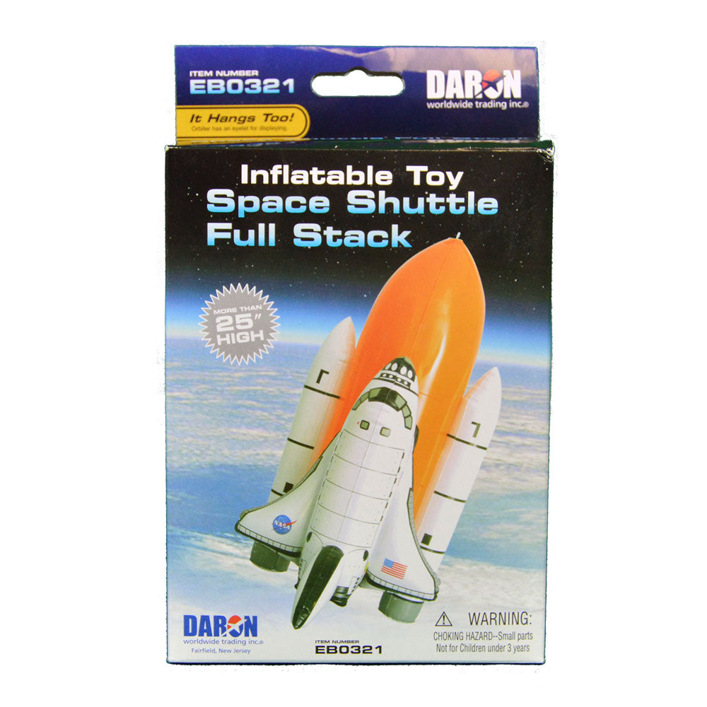Inflatable Shuttle W/Booster