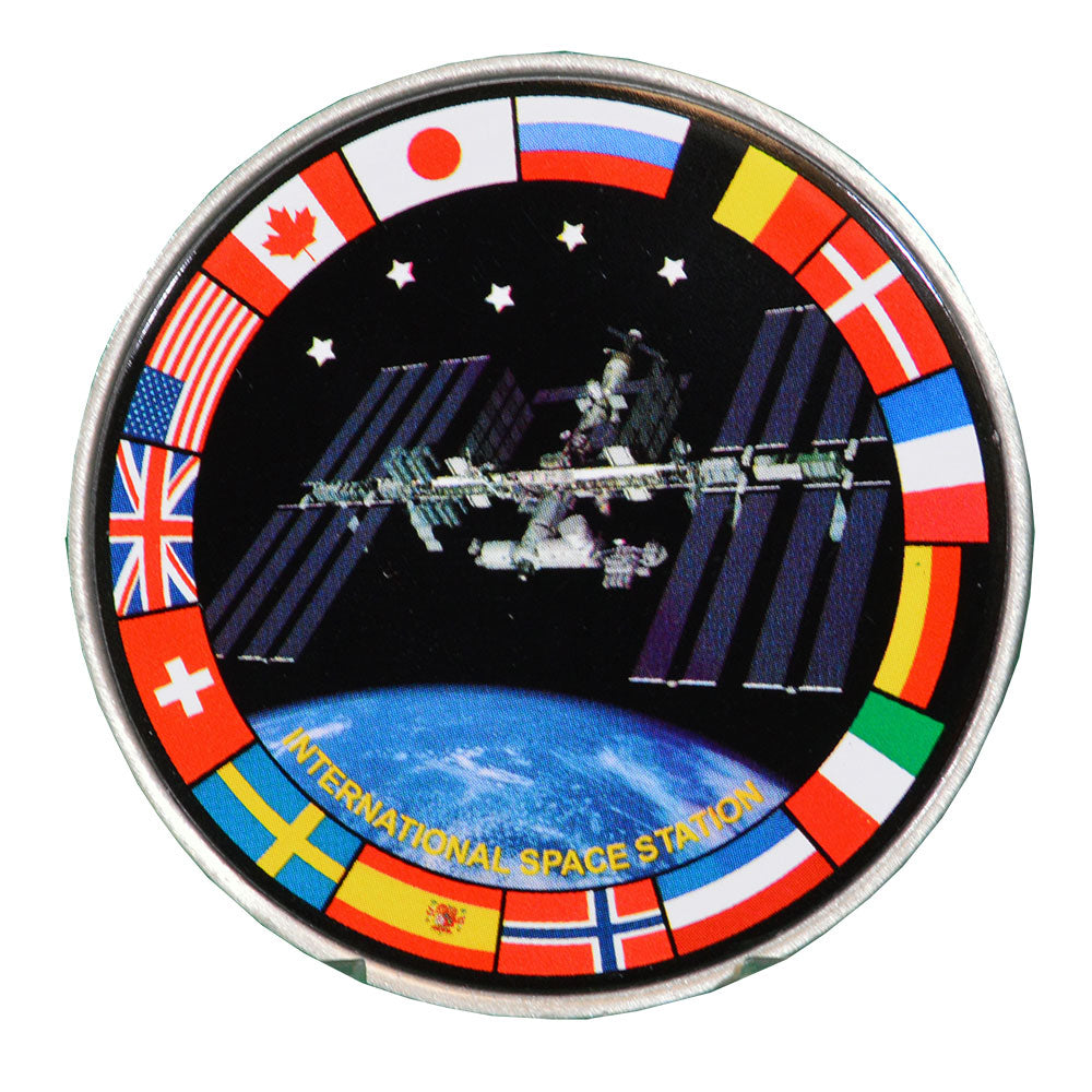 NASA International Space Station Medallion
