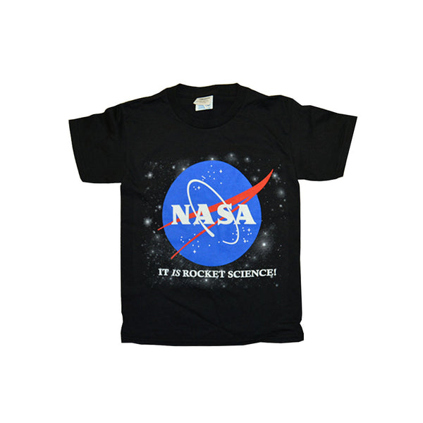 Kids' It Is Rocket Science NASA T-Shirt