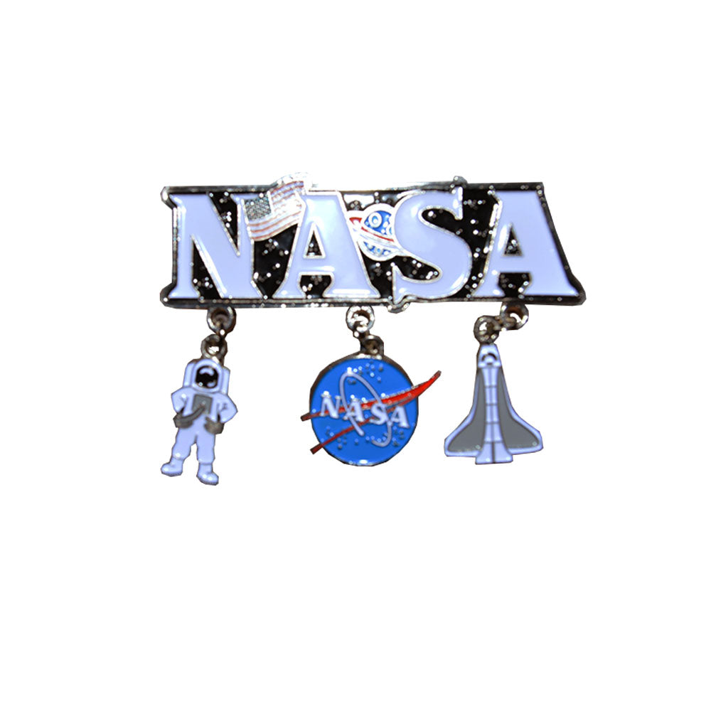 NASA Lapel Pin Magnet