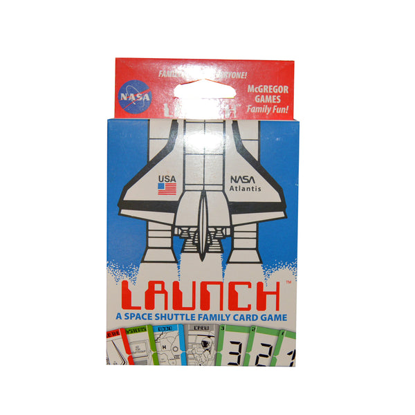 Launch Card Game