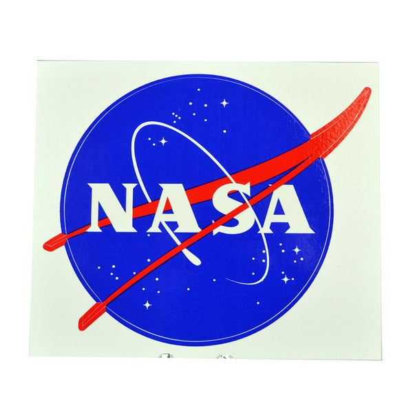 NASA Meatball Decal