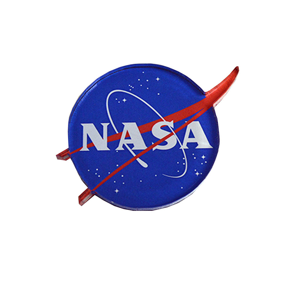 NASA Meatball Magnet