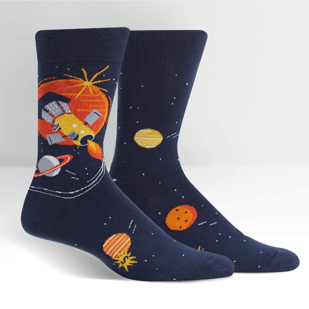 Men's Fly Me To The Sun Socks