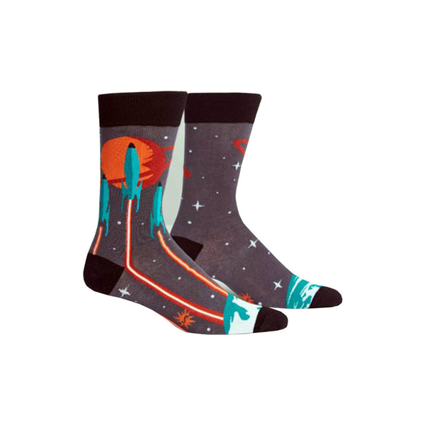 Men's Launch from Earth Socks