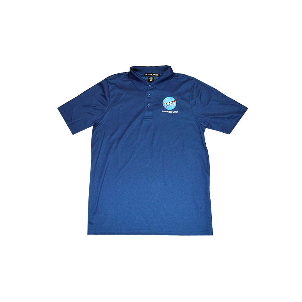Men's Johnson Space Center Polo