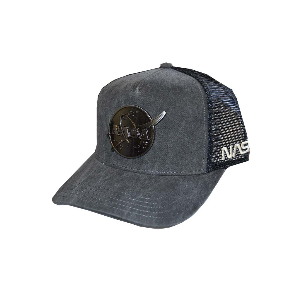 NASA Metal Cap