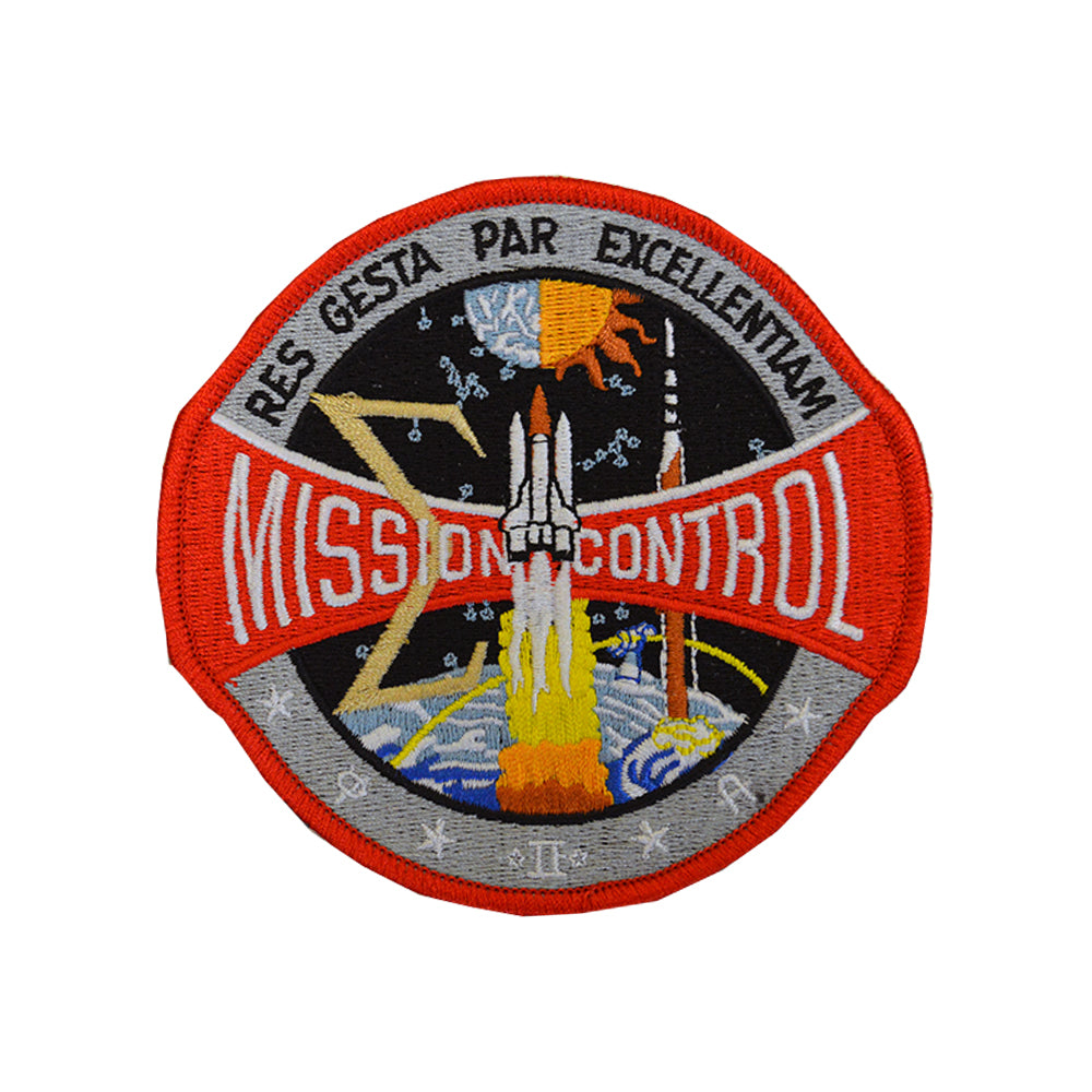 Mission Control Patch