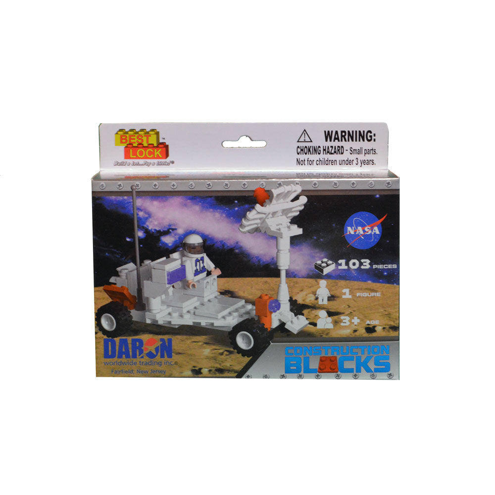 Moon Buggy Construction Blocks