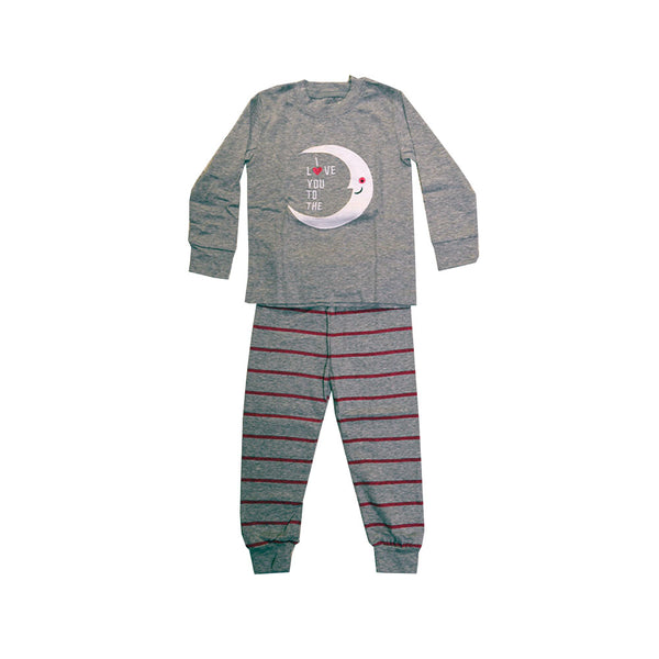 Toddler Moon Pajamas
