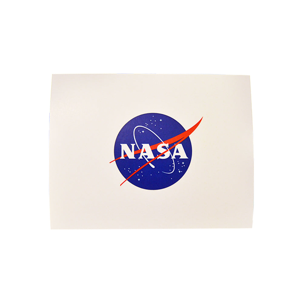 Single NASA Notecard