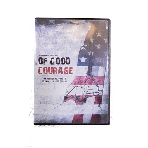 Of Good Courage DVD