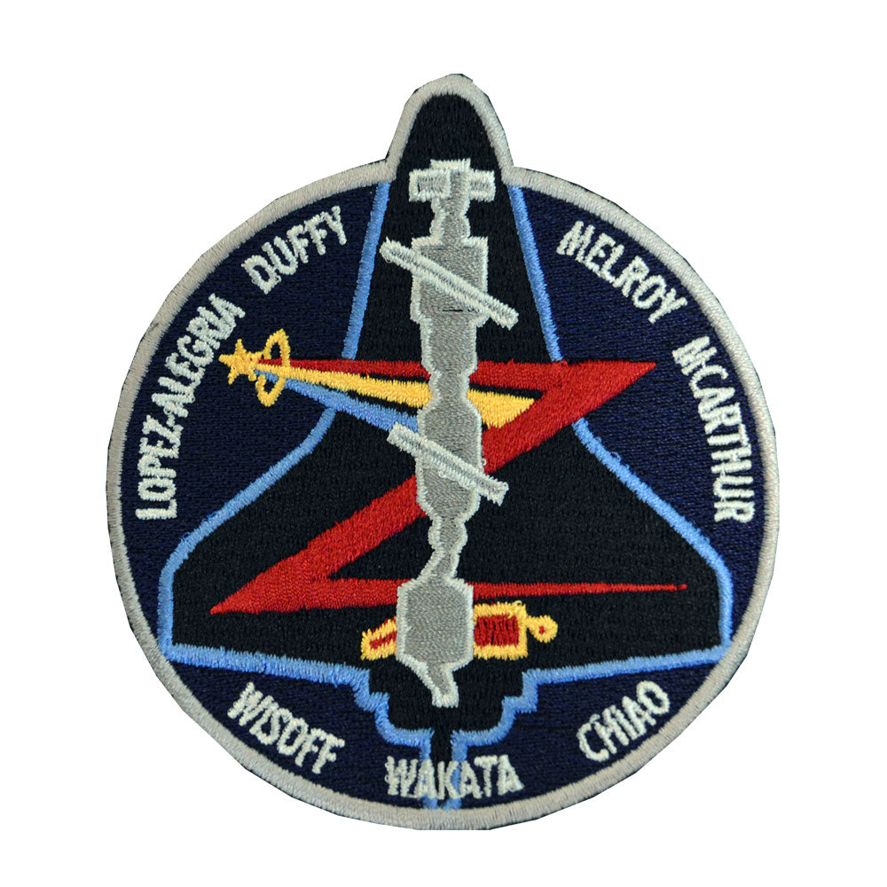 STS-92 Patch