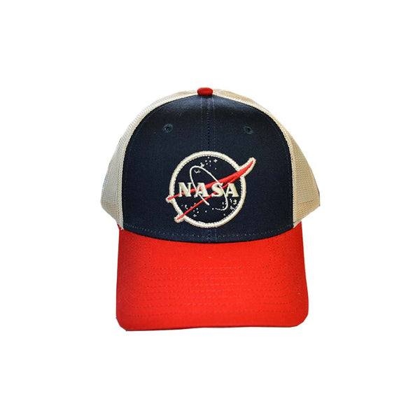 NASA Patriotic Cap