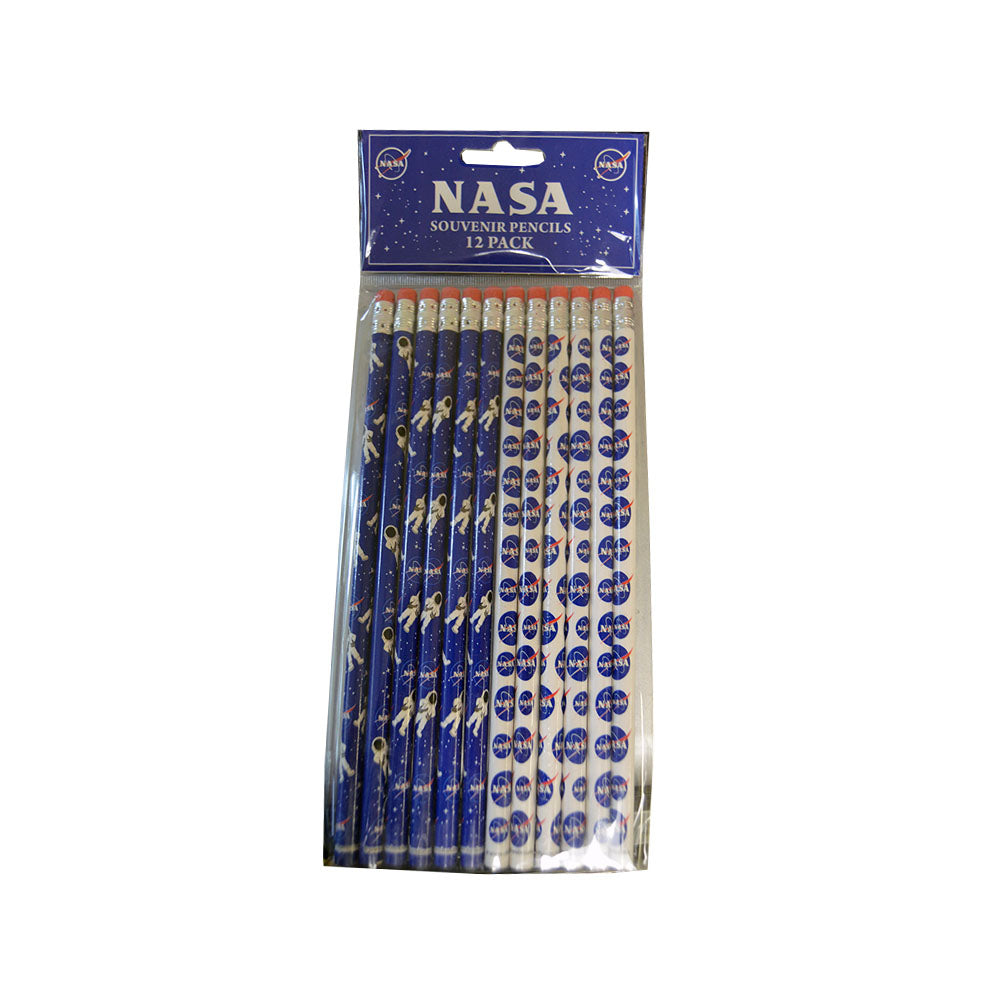 NASA Souvenir Pencils