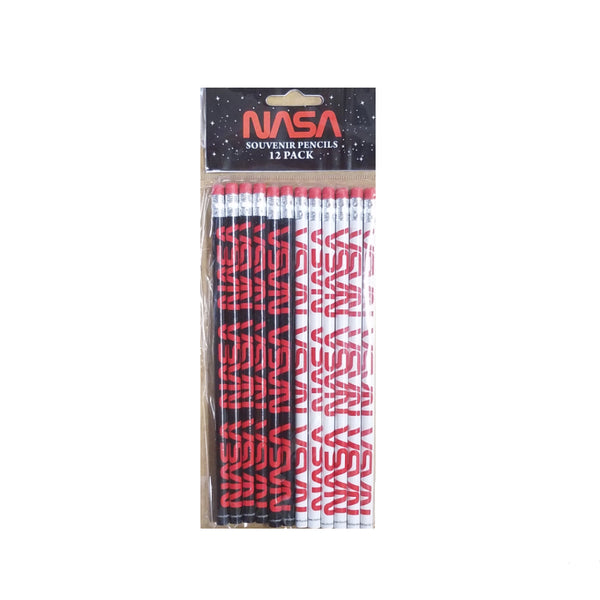 NASA Worm Pencil Pack