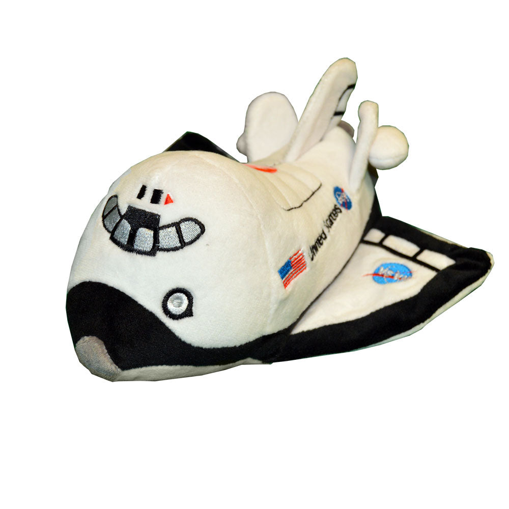 Plush Shuttle with Sound