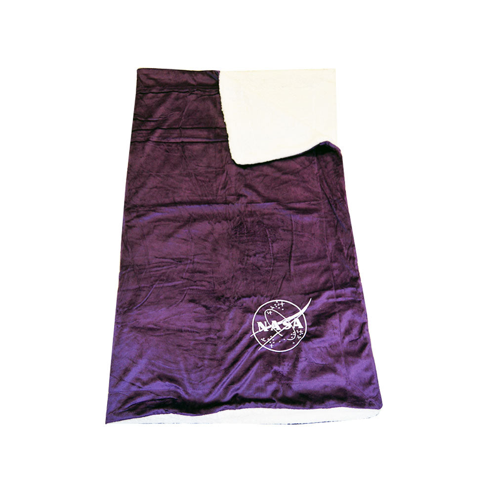 Purple NASA Throw