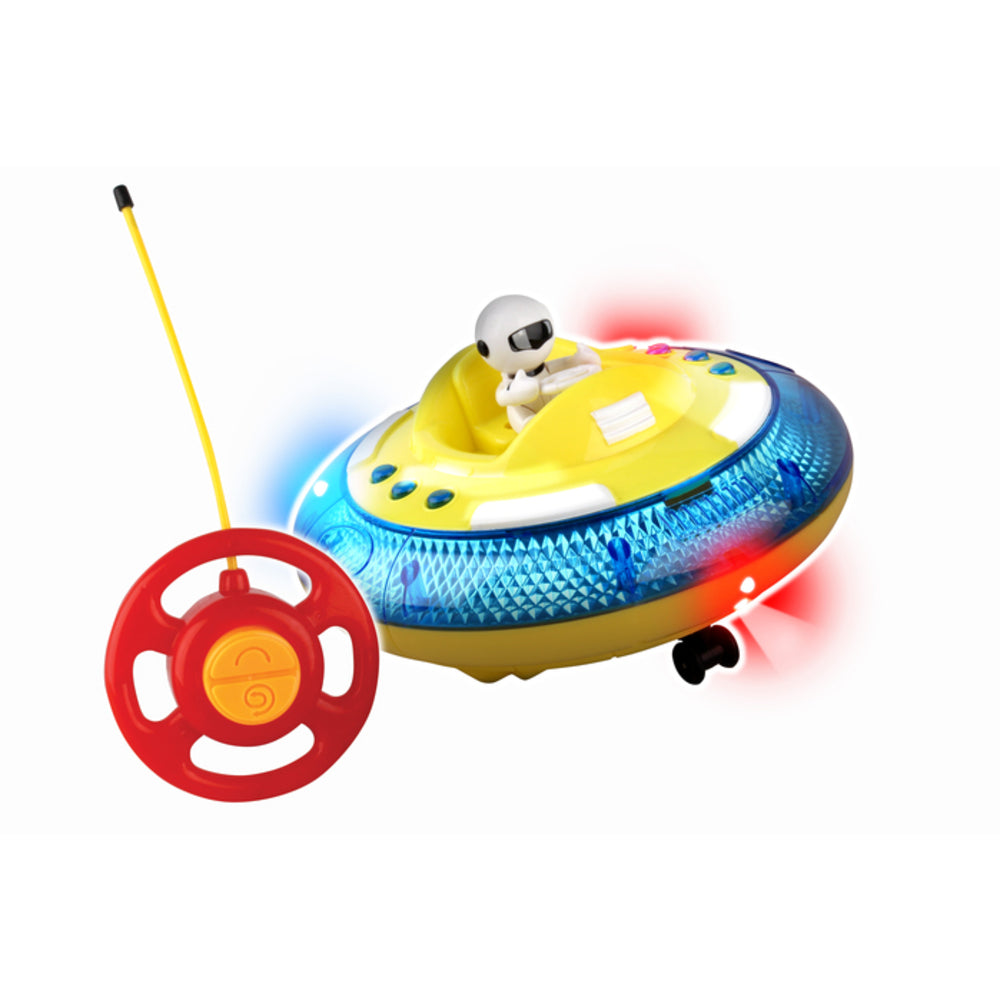 Radio Controlled Flying Saucer