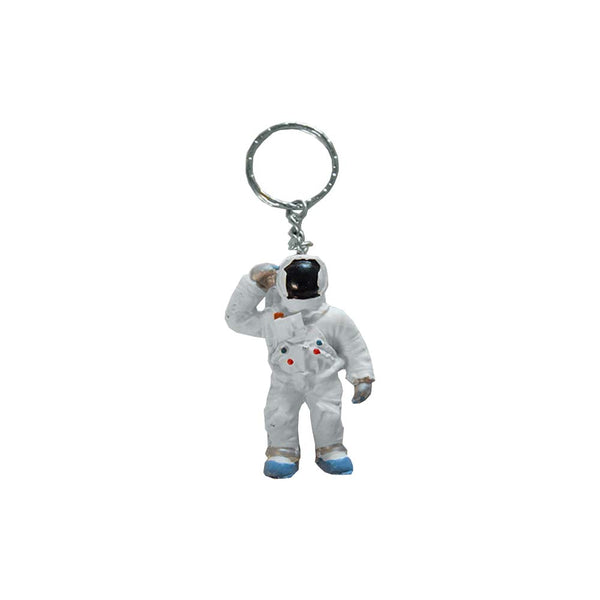 Resin Astronaut Key Chain