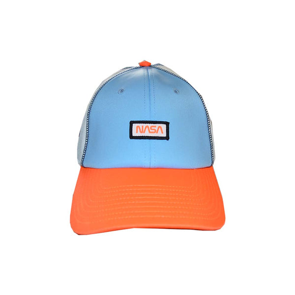 NASA Orange Riptide Cap
