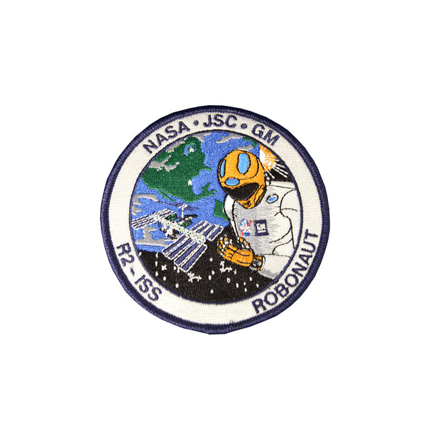 Robonaut 2 Patch