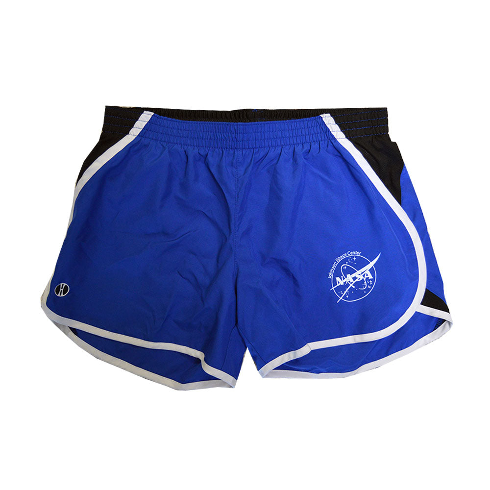 Ladies NASA Running Shorts