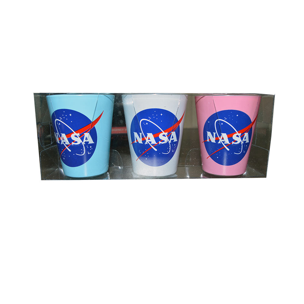 NASA Shot Glass Set