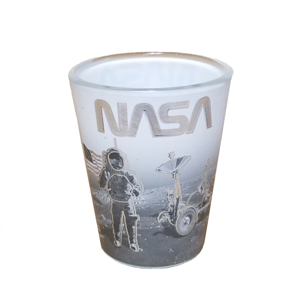 Moon Landing Shot Glass