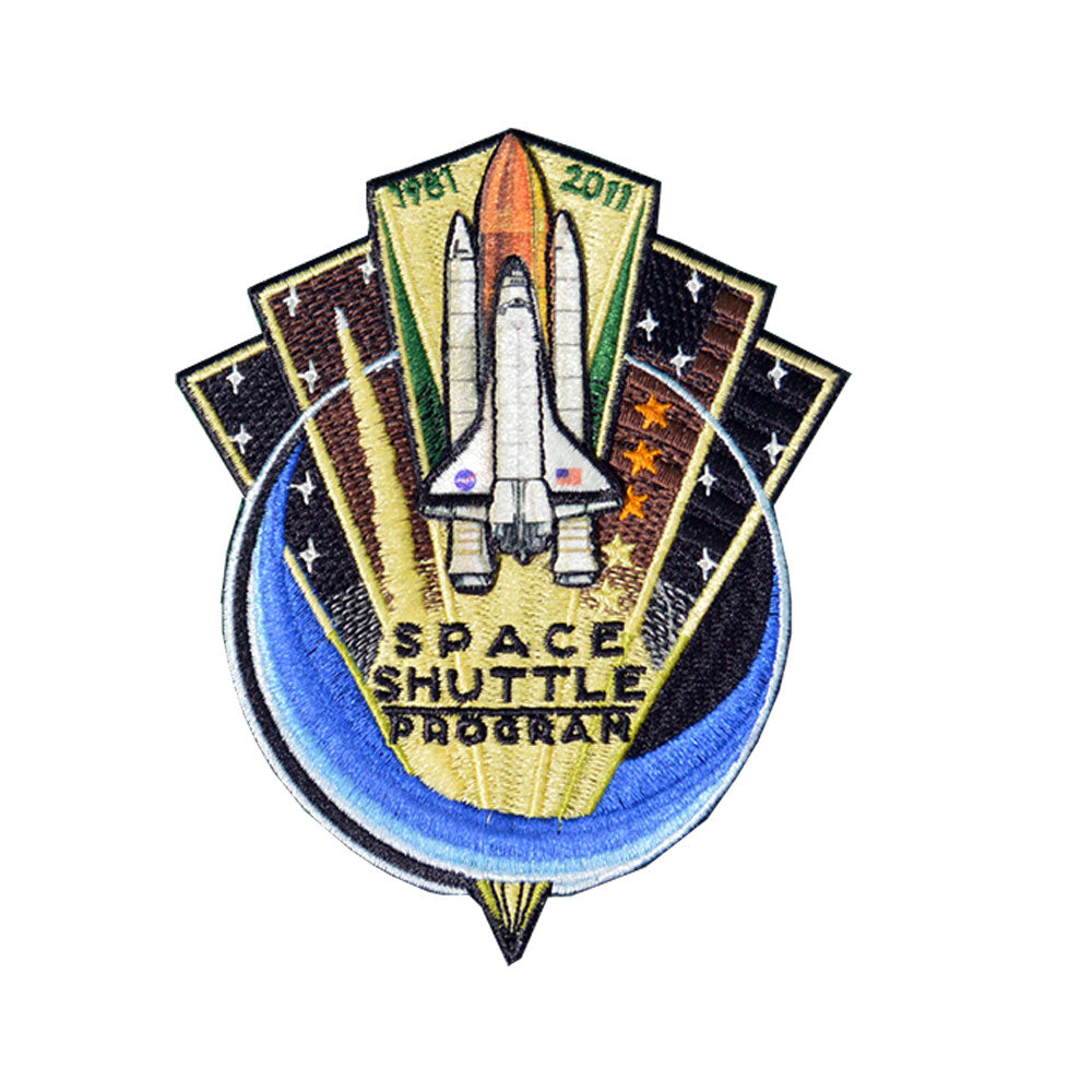 Space Shuttle Program Commemorative Patch 1981-2011
