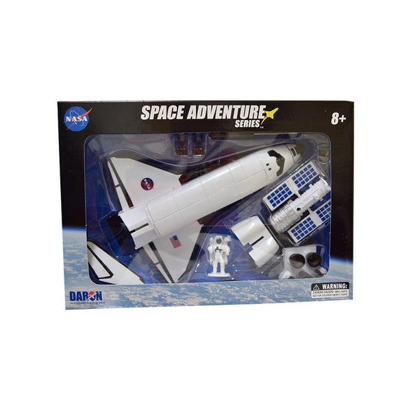 Space Shuttle Adventure Playset