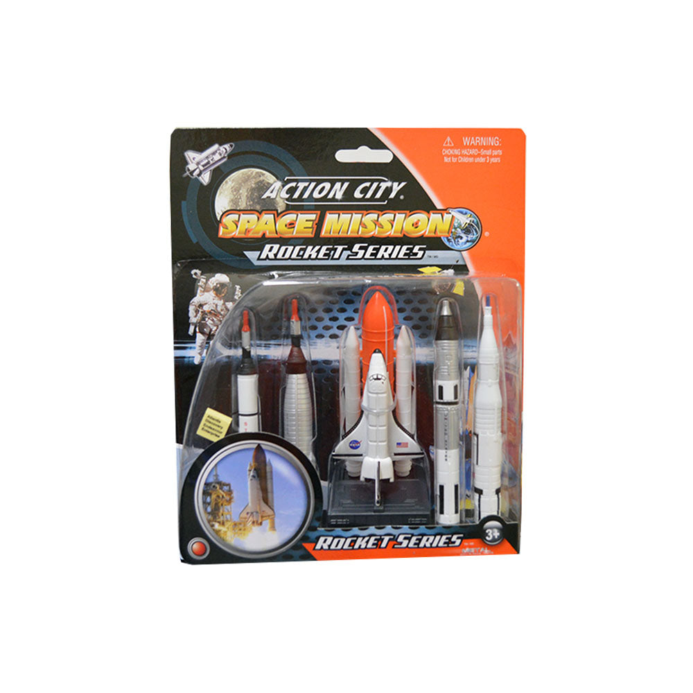 Shuttle and Rockets Set