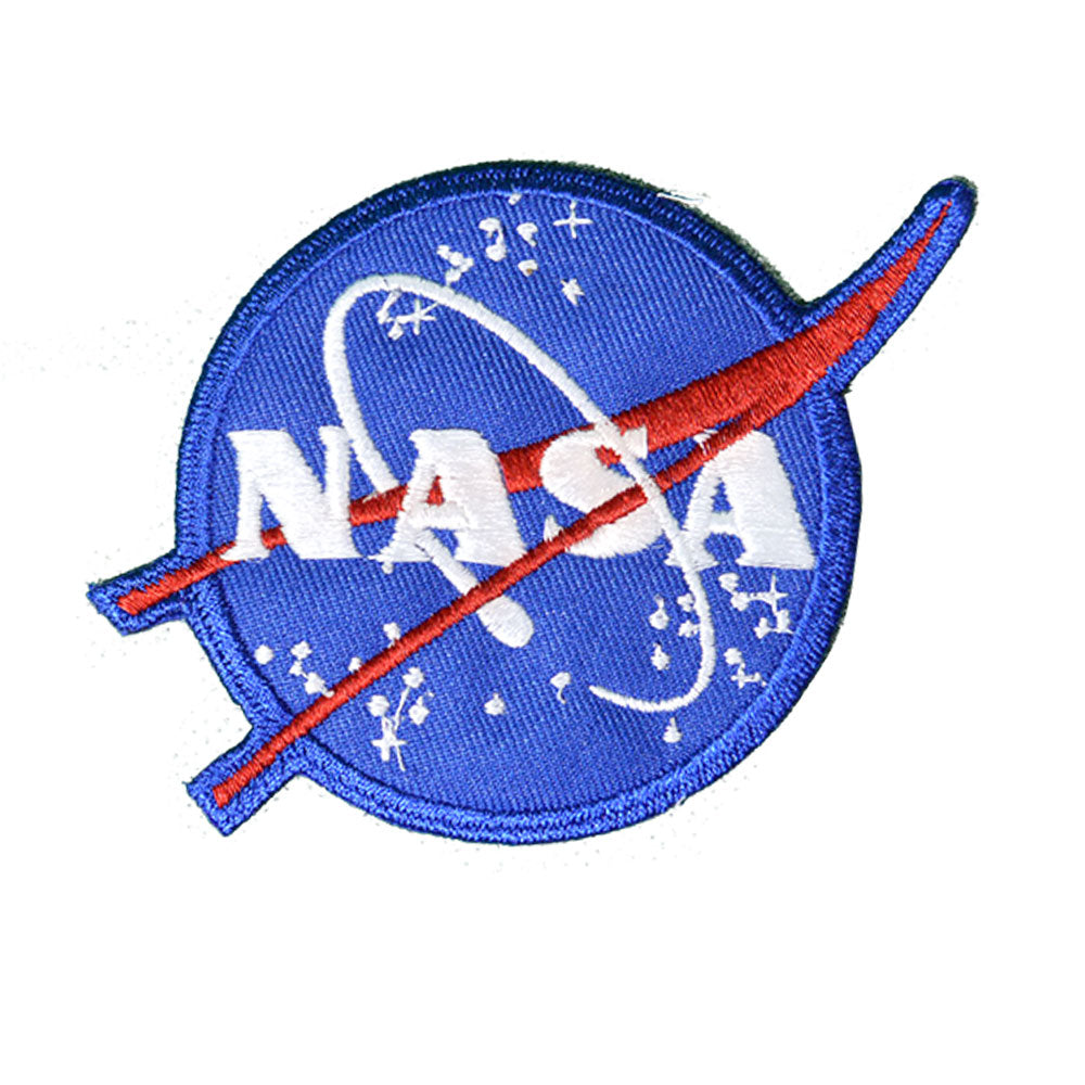 Small NASA Meatball Patch