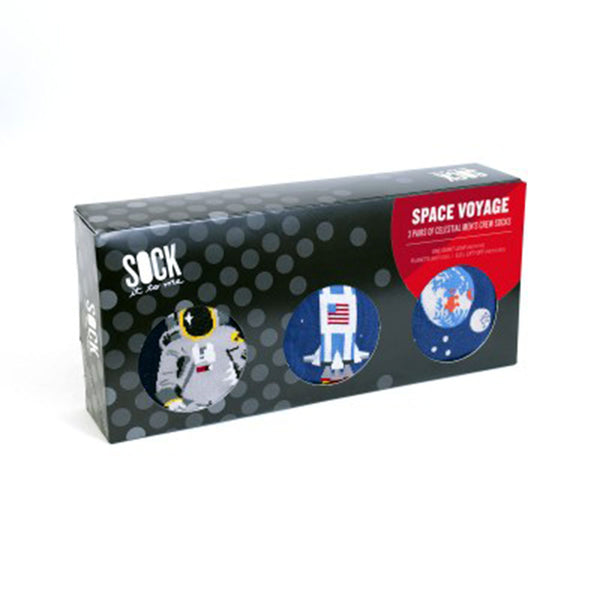 Space Voyage Sock Set