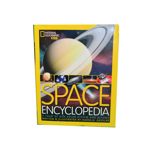 National Geographic Kids: Space Encyclopedia
