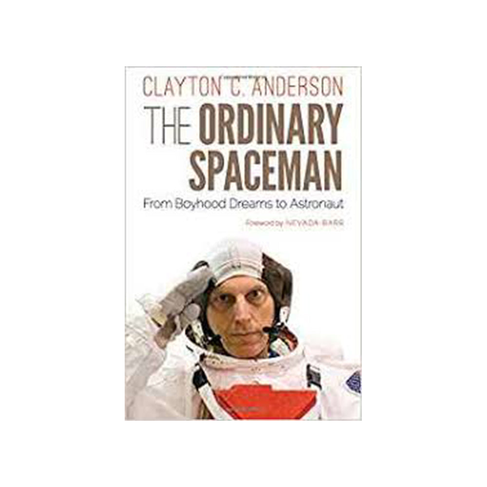 Autographed The Ordinary Spaceman