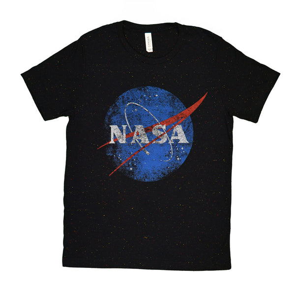 Vintage Speckled NASA T-Shirt