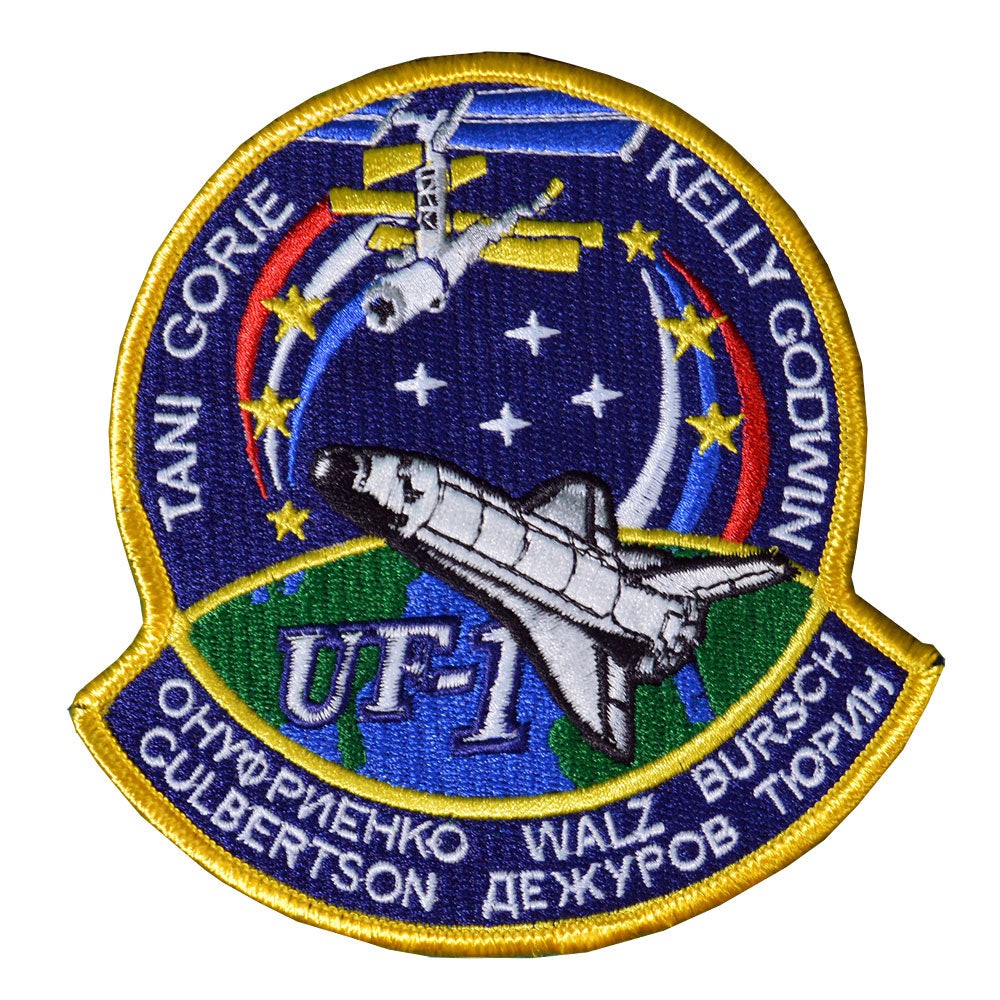 STS-108 Patch