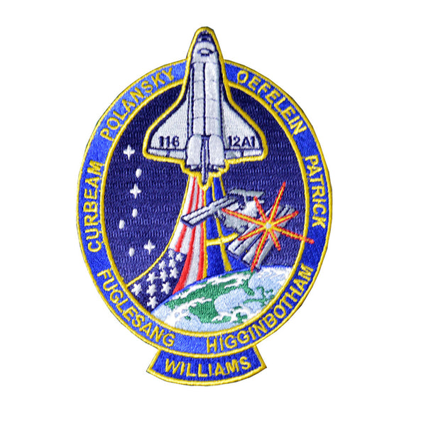 STS-116 Patch