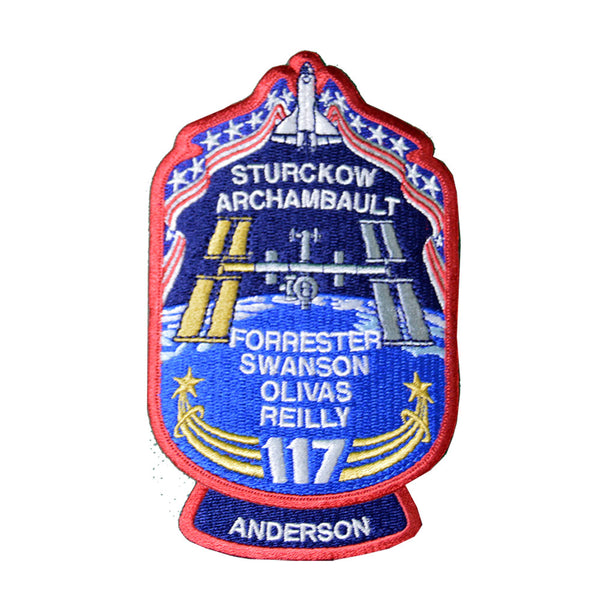 STS-117 Patch
