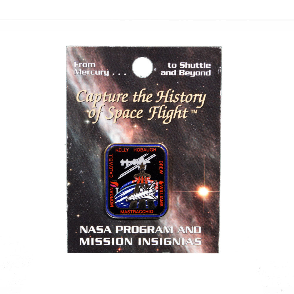 STS-118 Pin