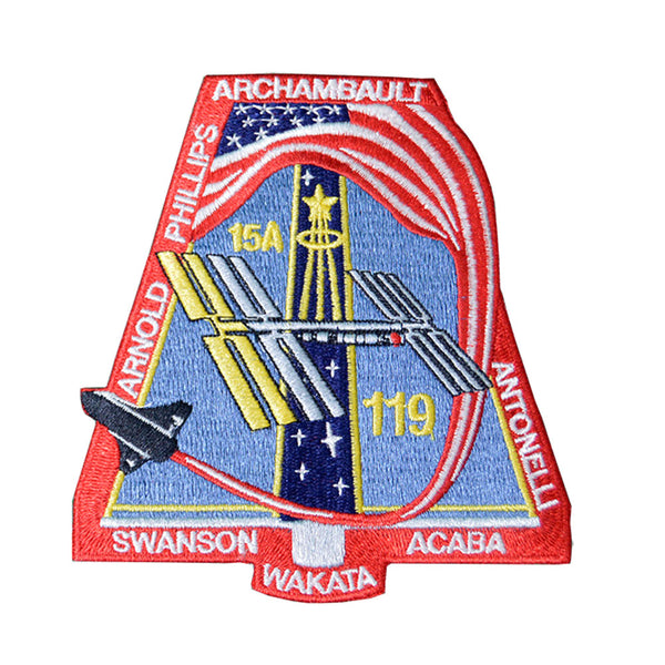 STS-119 Patch