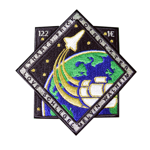 STS-122 Patch