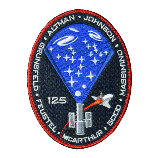 STS-125 Patch