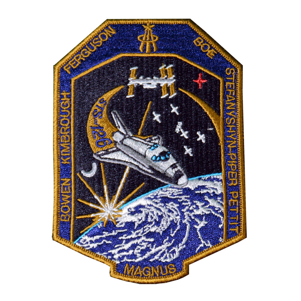 STS-126 Patch