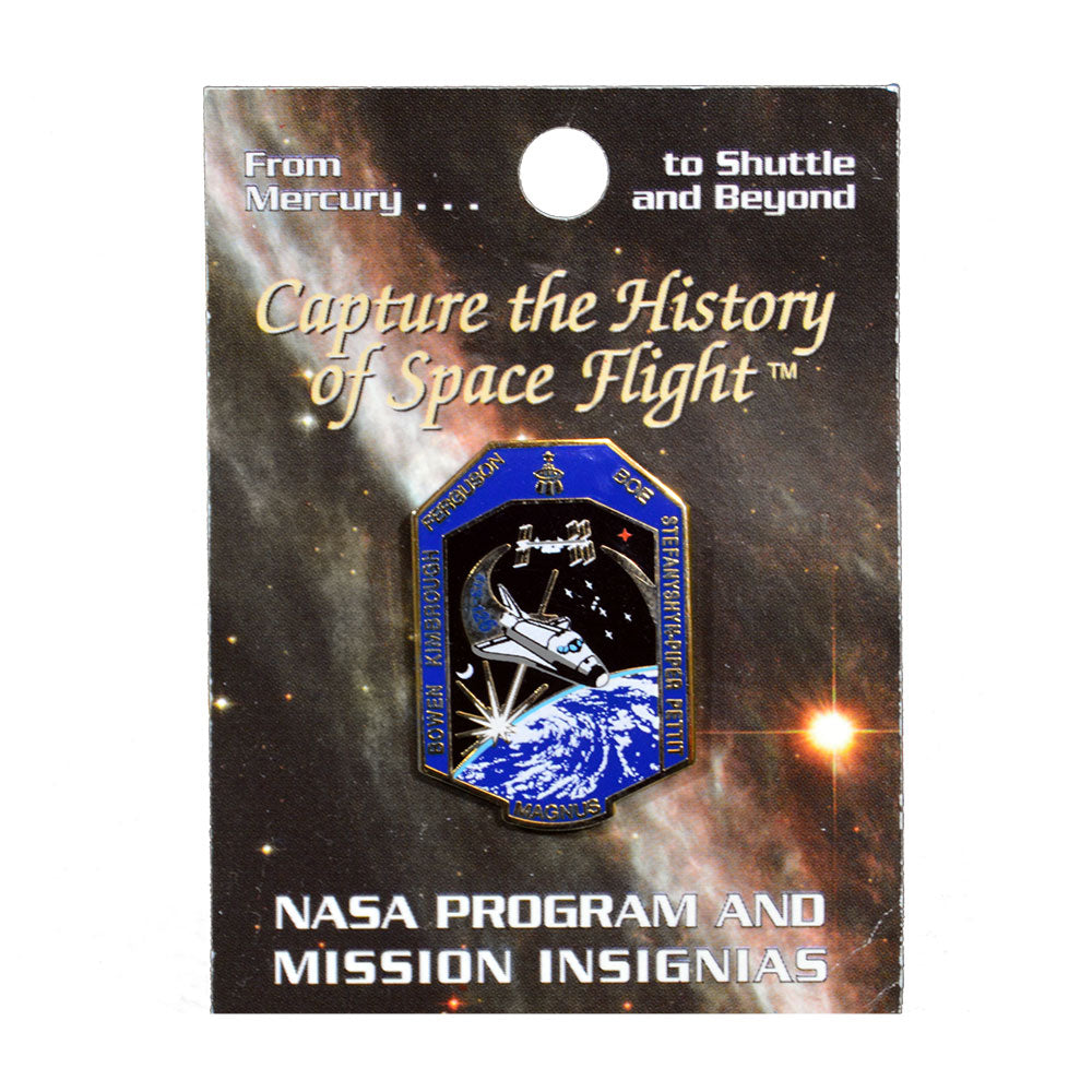 STS-126 Pin