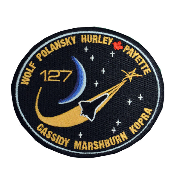 STS-127 Patch